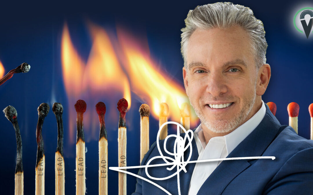 419: Four Fastest ways to Burn a Lead | Master Sales Series